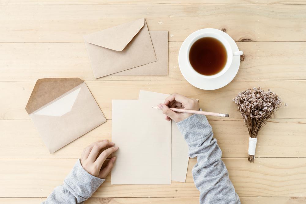 手紙を書く心理は特別な人に抱くもの・メールよりも手紙がいい理由