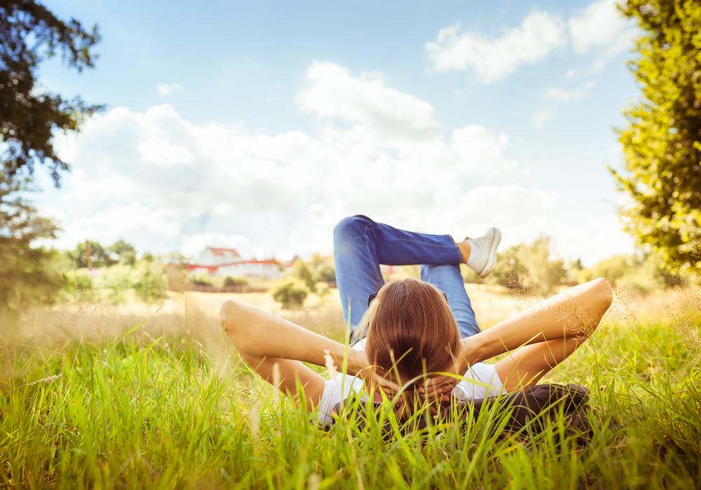 空の写真が好き!心理的に隠されているストレスを発散するコツ