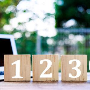 好きな数字の心理背景と性格傾向について・なぜか選ぶ数字は深い理由がある!